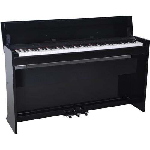 Artesia A-20 Home Digital Piano (Gloss Black)