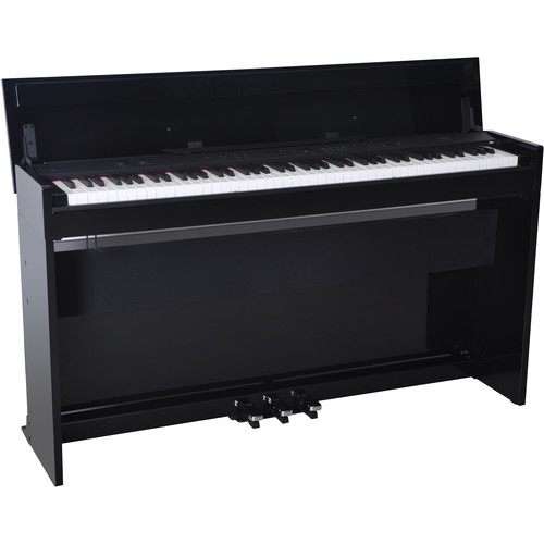 Artesia A-20 Home Digital Piano (Gloss Black)