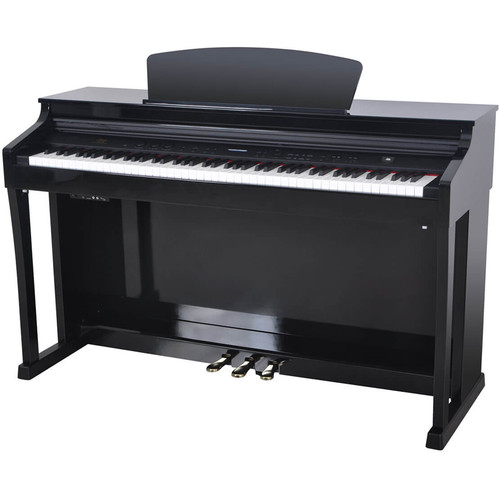 Artesia AP-100 Home Digital Piano (Dark Rosewood)