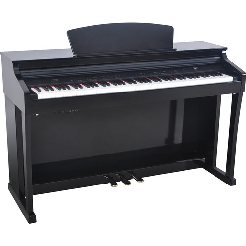 Artesia AP-100 Home Digital Piano (Gloss Black)