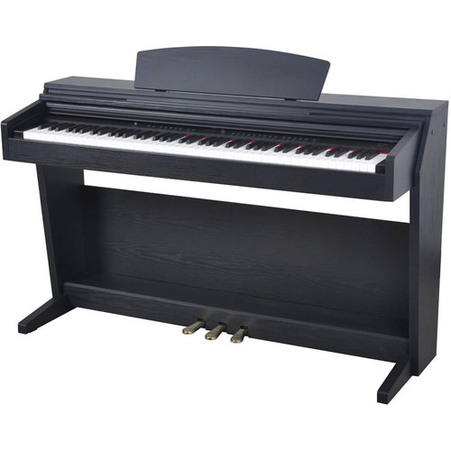 Artesia DP-7 Deluxe Digital Upright Piano (Gloss BLack)