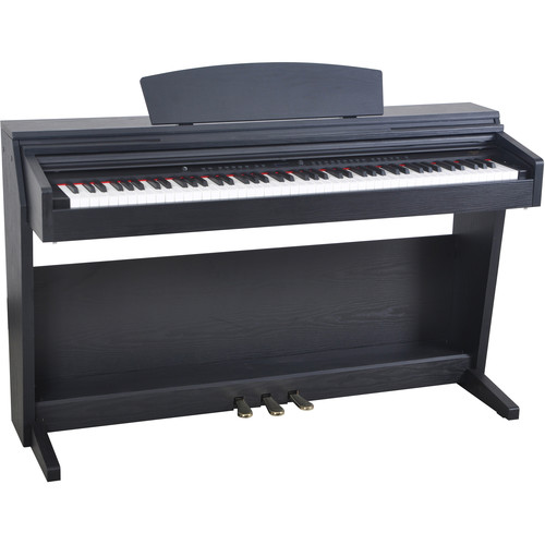 Artesia DP-7 Deluxe Digital Upright Piano (Rosewood)