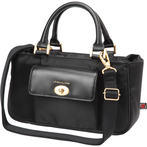 Artisan & Artist 3WC-PO014 Camera Bag (Black)