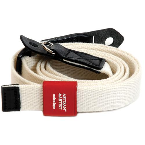 Artisan & Artist ACAM-103N Camera Strap (Ivory)