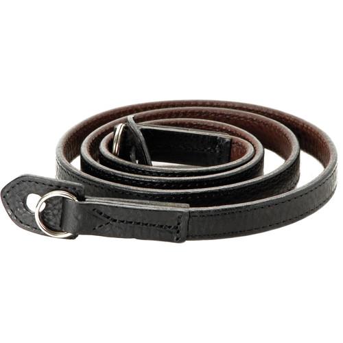 Artisan & Artist ACAM-280 Italian Leather Camera Strap (Black)