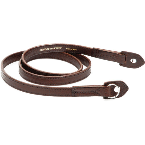 Artisan & Artist ACAM-280 Italian Leather Camera Strap (Brown)