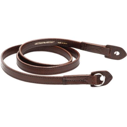 Artisan & Artist ACAM-280 Italian Leather Camera Strap (Brown)