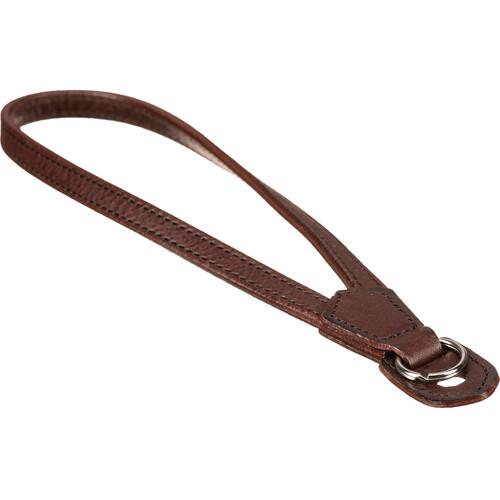 Artisan & Artist ACAM-290 Italian Leather Hand Strap (Brown)