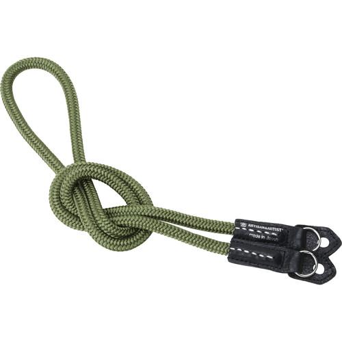 Artisan & Artist ACAM-301N Silk Cord Strap (Khaki)