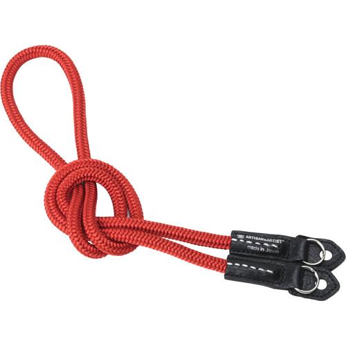 Artisan & Artist ACAM-301N V1 Silk Cord Strap (Red)