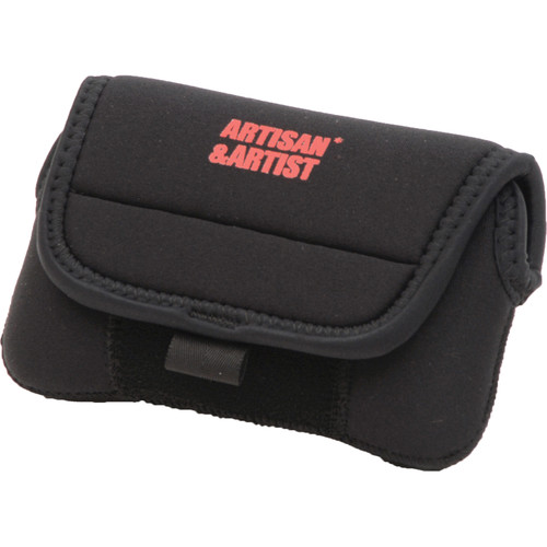 Artisan & Artist ACAM-413X Compact Camera Pouch (Black)
