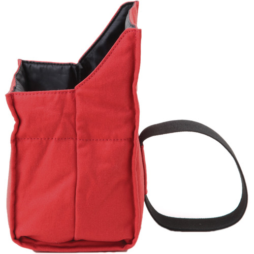 Artisan & Artist ACAM-76 Camera Pouch (Red)