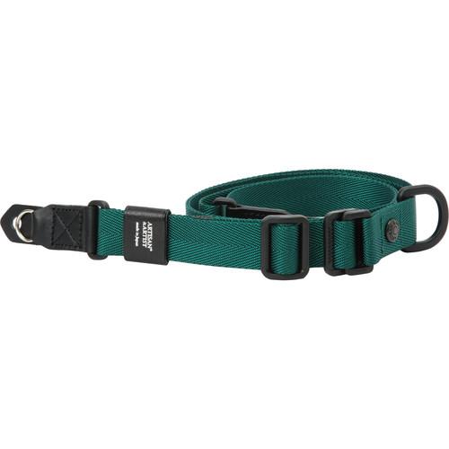 Artisan & Artist ACAM-E25R Easy Slider Camera Strap (Green)
