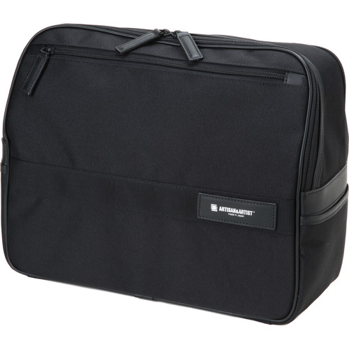 "Artisan & Artist ICAM-6000N 15"" MacBook Pro and DSLR Camera Bag (Large, Black)"