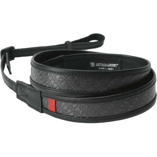 Artisan & Artist ACAM-601 Carbon Fiber Camera Strap (Black)