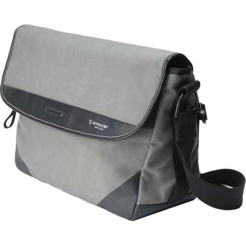 Artisan & Artist ACAM-9100 Camera Shoulder Bag (Gray)