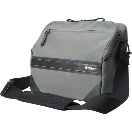 Artisan & Artist ACAM-9200 Camera Shoulder Bag (Gray)