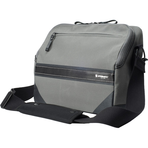Artisan & Artist ACAM-9300 Camera Shoulder Bag (Gray)