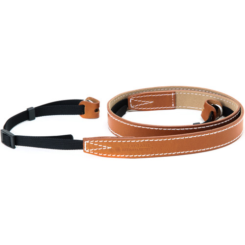 Artisan & Artist RDS-LT100 Leather Camera Strap (Camel)