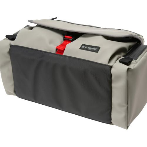 Artisan & Artist WCAM-9500N Waterproof Shoulder Bag (Gray)