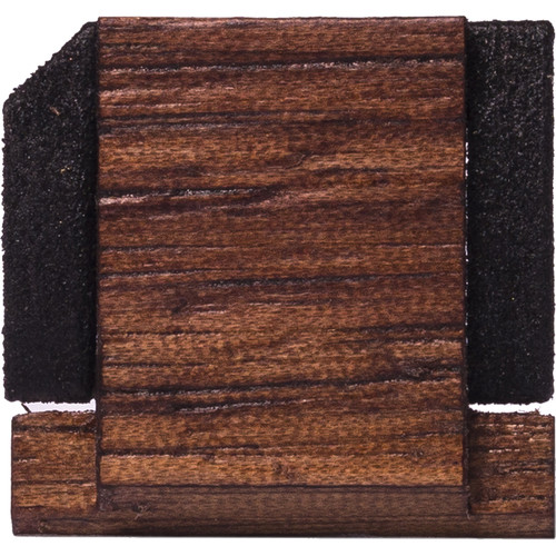 Artisan Obscura Universal Hot Shoe Cover (Walnut)