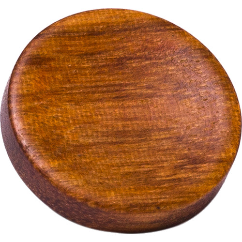 Artisan Obscura Soft Shutter Release Button (Large Concave, Threaded, Chakte Viga Wood)