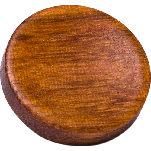 Artisan Obscura Soft Shutter Release Button (Small Concave, Threaded, Chakte Viga Wood)