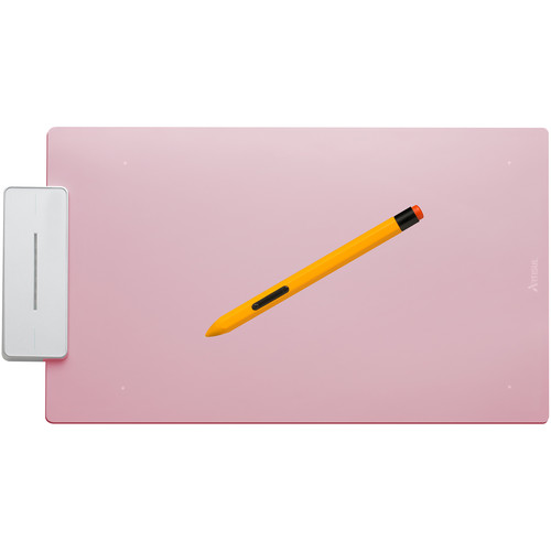 Artisul Pencil Medium (Rose Pink)