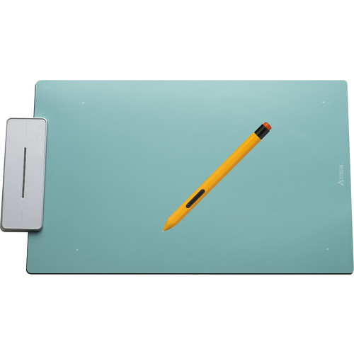 Artisul Pencil Medium (Turquoise Blue)