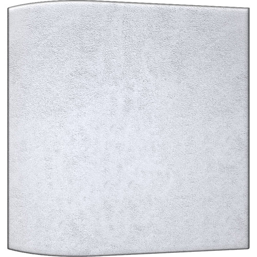 """ARTNOVION Andes Fabric Acoustical Absorber Panel (23.4 x 23.4 x 3.5"""", Bianco)"""