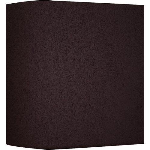 "ARTNOVION Andes Fabric Acoustical Absorber Panel (23.4 x 23.4 x 3.5"", Noce)"