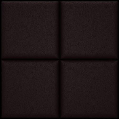 "ARTNOVION Belem Fabric Acoustical Absorption Panel (23.4 x 23.4 x 2.4"", Noce)"
