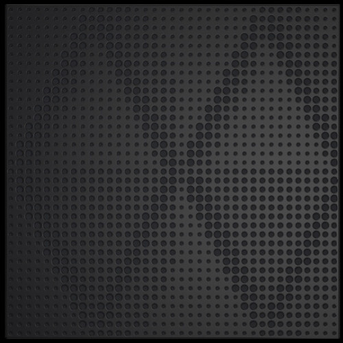 ARTNOVION Petra W Wood & Foam Absorber (Single-Pack, Noir)