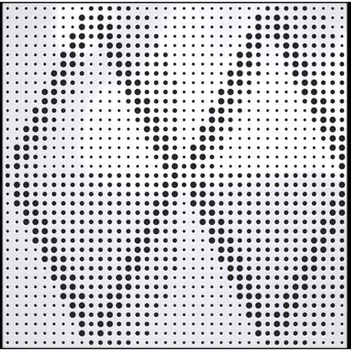ARTNOVION Petra W Bass Trap (Single, Blanc)