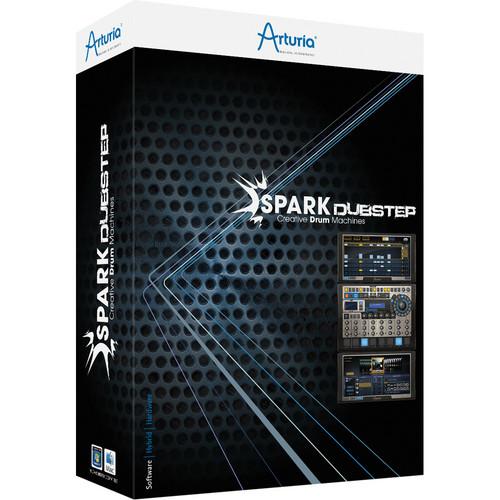 Arturia SPARK DubStep - Dubstep Creation Software