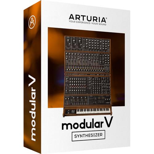 Arturia Modular V - Virtual Synthesizer (Download)