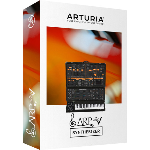 Arturia ARP 2600 V - Virtual Synthesizer (Download)