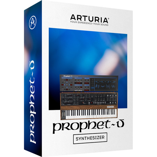 Arturia Prophet V - Virtual Synthesizer (Download)