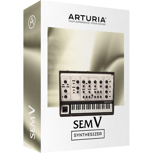 Arturia SEM V - Virtual Instrument (Download)