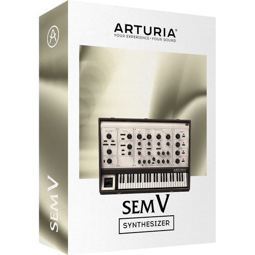 Arturia SEM V - Virtual Instrument (Download)