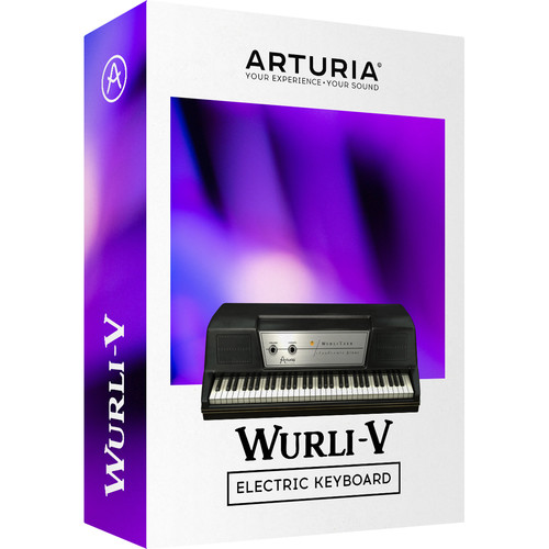 Arturia Wurli V - Virtual Instrument (Download)