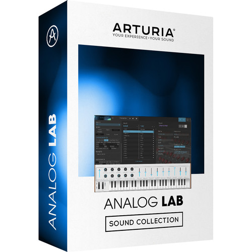 Arturia Analog Lab 2 - Virtual Instruments (Download)