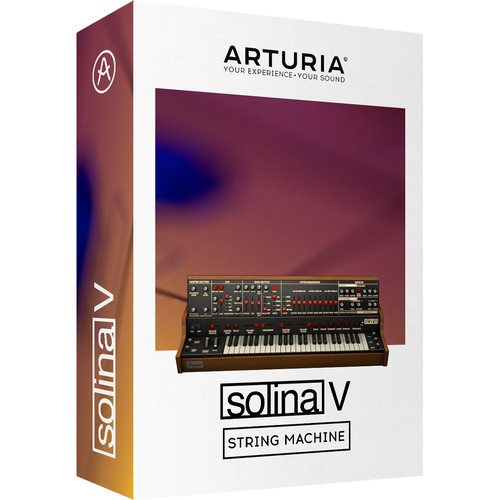 Arturia Solina V - Virtual Instrument (Download)