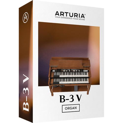 Arturia B-3 V - Virtual Instrument (Download)