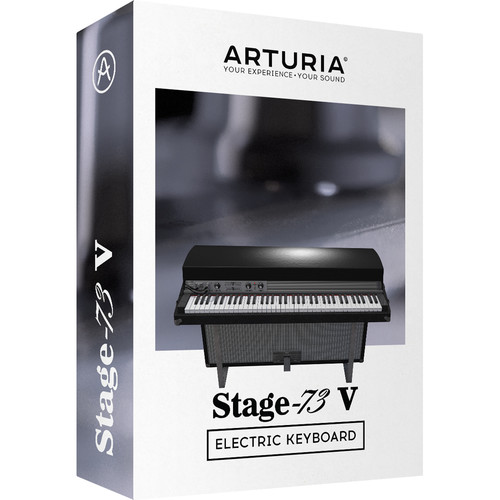 Arturia Stage-73 V - Virtual Instrument (Download)