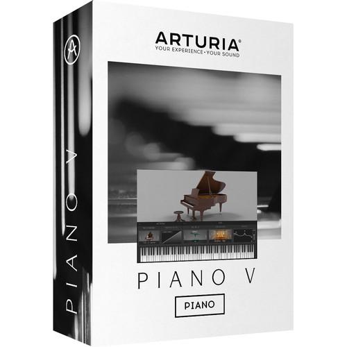 Arturia Piano V2 License (Download)