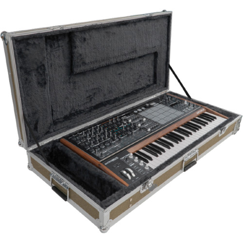 Arturia MatrixBrute Analog Monophonic Synthesizer with Flight Case