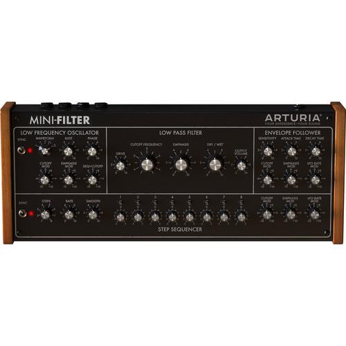 Arturia Mini-Filter Plug-In and License (Download)