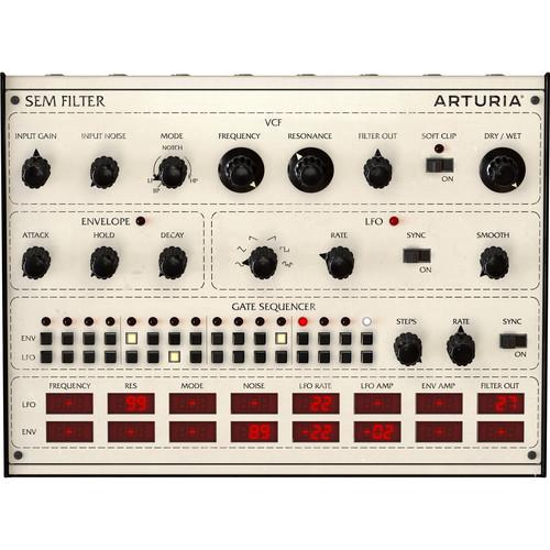 Arturia SEM-Filter License (Download)