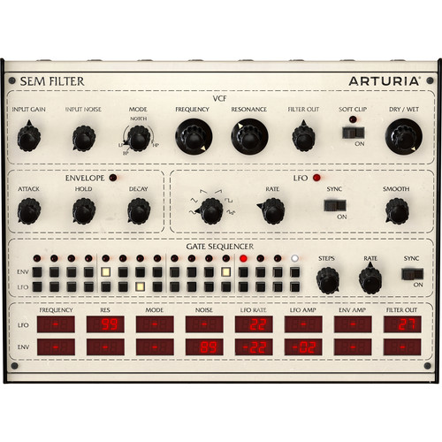 Arturia SEM-Filter License (Download)